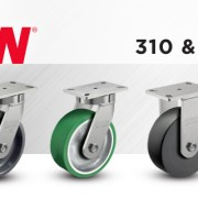 Albion 310 and 410 Caster Series