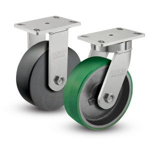 Albion 310 Swivel and Rigid Casters