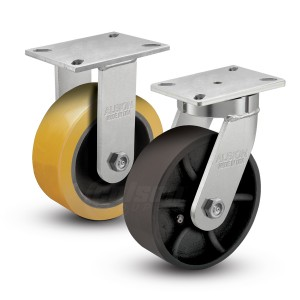 Albion 410 Swivel and Rigid Casters