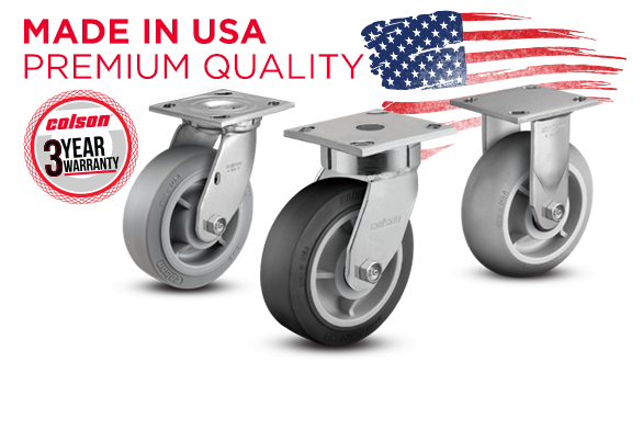 Colson Made-in-the-USA Premium Quality