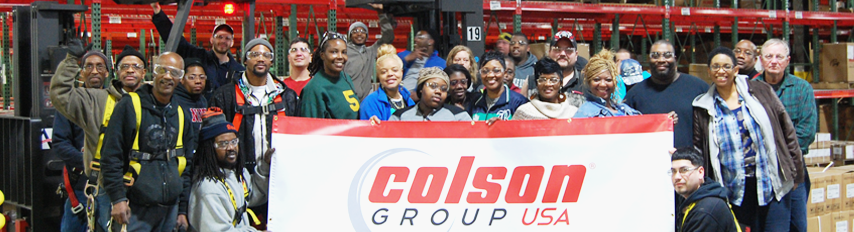 Colson Group USA Team Members